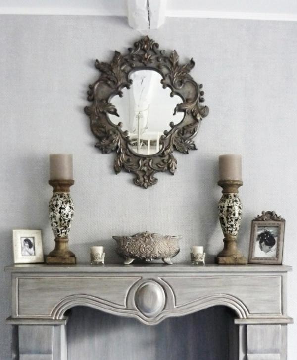 fausse-cheminee-miroir
