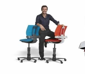 Le fauteuil de bureau ergonomique pour votre  confort