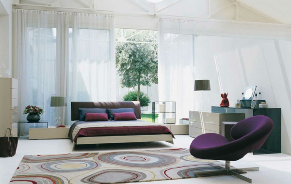 Le fauteuil roche bobois une grande vari t de designs - Roche bobois chambre ...