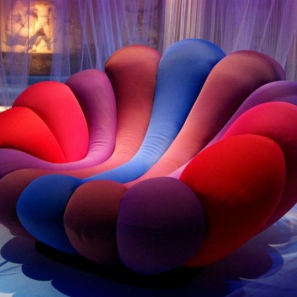 fauteuil-roche-bobois-design moderne