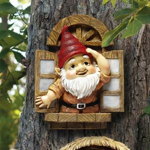 Choisir un nain de jardin pour la déco magique