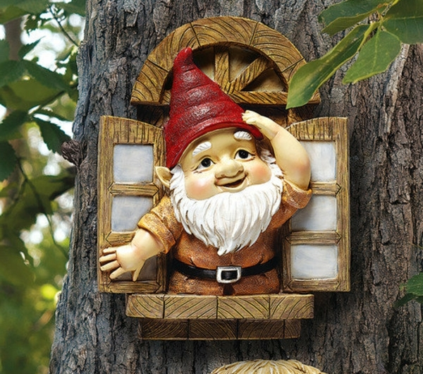 Choisir un nain de jardin pour la d co magique - Photo nain de jardin ...