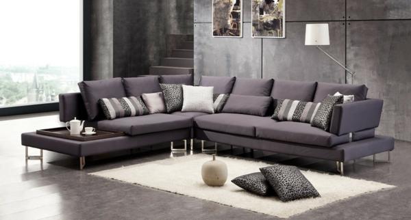 gris-sofa-de-la-maison-du-canapé