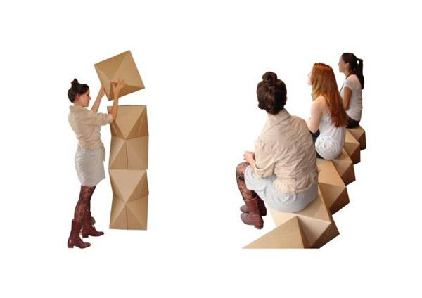 idée-de-tabouret-en-carton