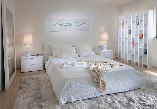 Le tapis de sol pour la chambre coucher for Photo pour la chambre