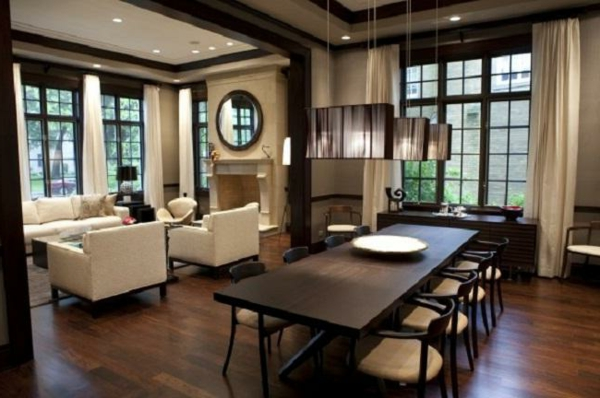 Avoir une id e d co salle manger pas si difficile la for Decoration salle a manger design