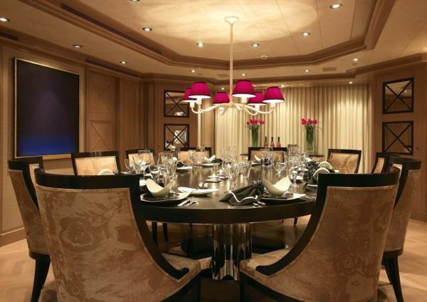 Avoir une id e d co salle manger pas si difficile la - Eclairage salle a manger ...