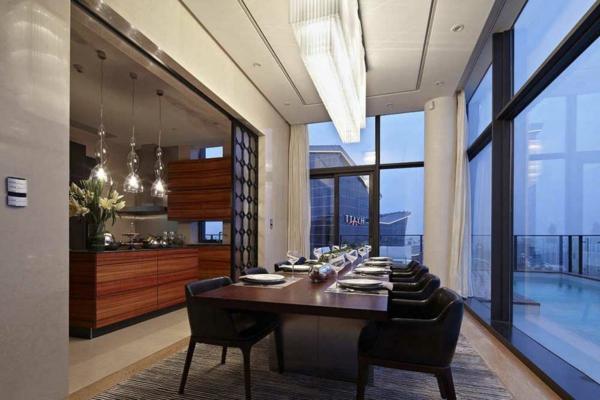 Avoir une id e d co salle manger pas si difficile la for Salle a manger de luxe