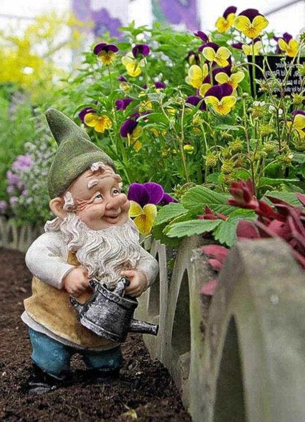 jardin-décoration-nain