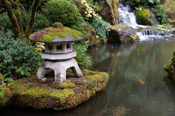 Le jardin japonais encore 49 photos de jardin zen for Jardin japonais lanterne