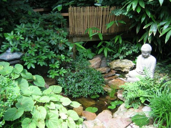 Le jardin japonais - encore 49 photos de jardin zen - Archzine.fr
