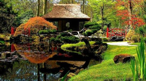 Le jardin japonais encore 49 photos de jardin zen for Plan jardin japonais
