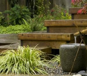 Idées de jardin zen