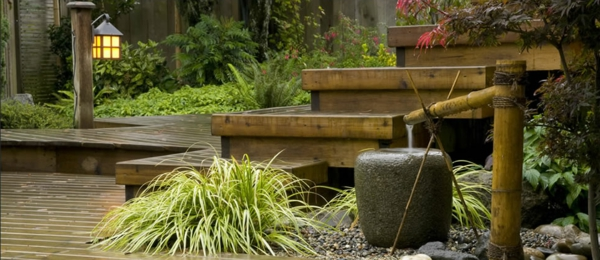 Id es de jardin zen for Idee creation jardin japonais