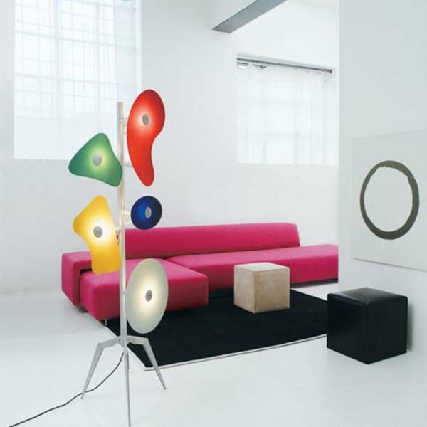 lampadaire-fly-multicolore
