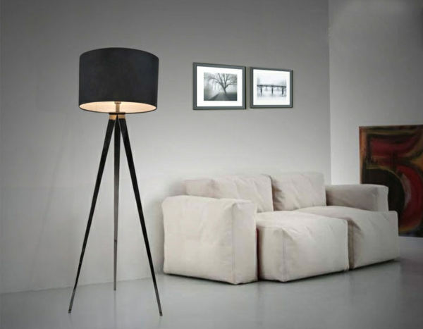 Lampe salon design