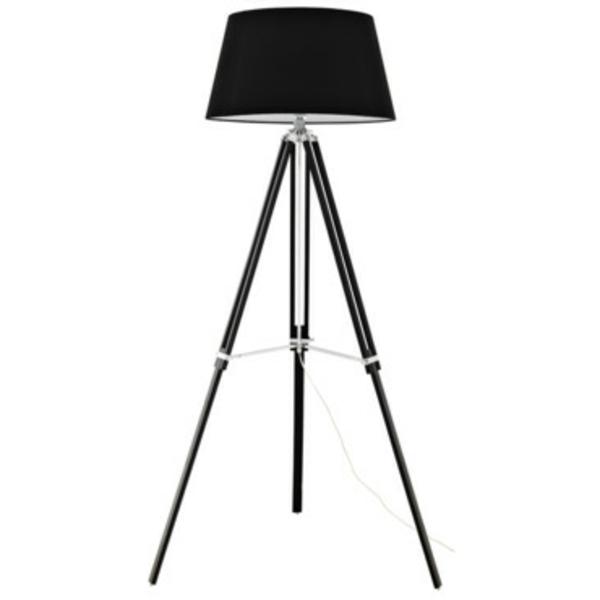 lampadaire-fly-noir