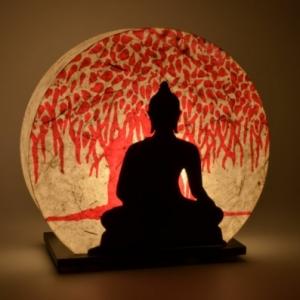 La lampe bouddha pour la sérénité de votre intérieur