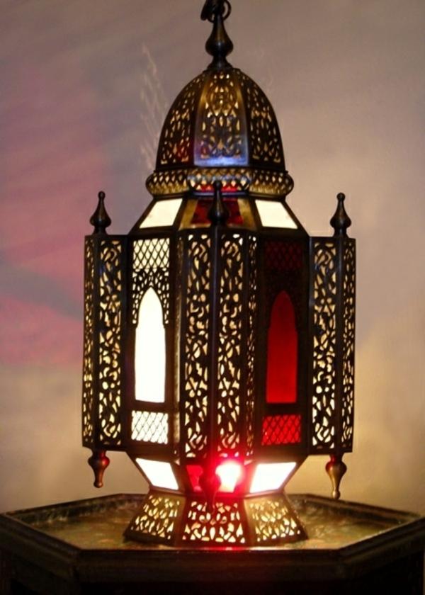 lampe-marocaine-très-jolie
