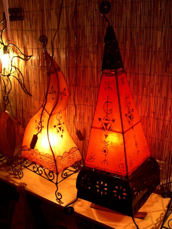 lampe-marocaine-deux-lampes-jolies