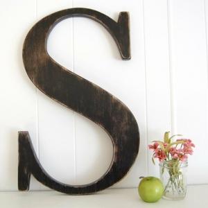 Les derni res tendances pour le meilleur rideau de cuisine - Lettre decorative murale ...