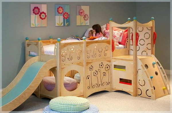 lit-d'enfant-original-avec-toboggan