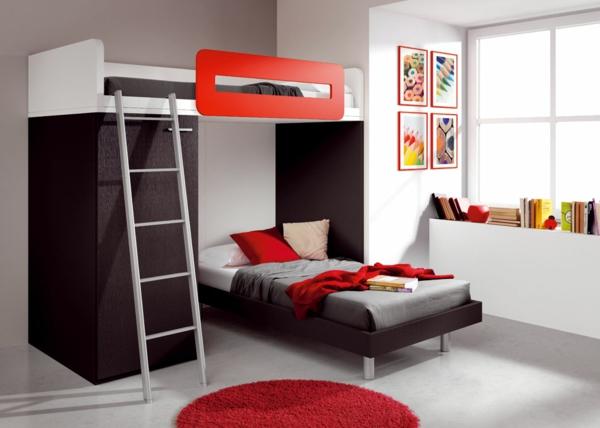 Un lit d 39 enfant original for Chambre d enfant original