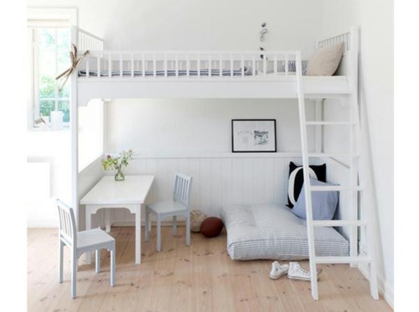Un lit mezzanine pour enfant des id es en photos - Lit mezzanine enfant design ...