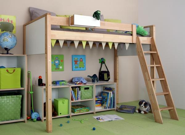 lit-mezzanine-pour-enfant-bois