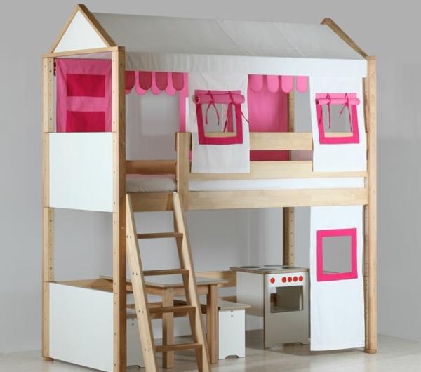 Un Lit Mezzanine Pour Enfant Des Id Es En Photos