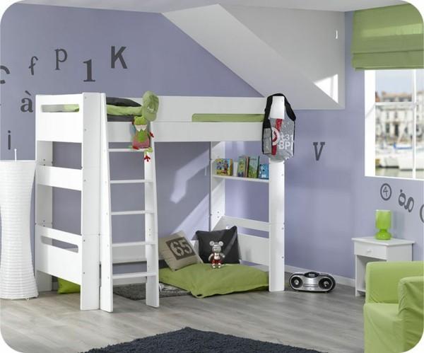 lit-mezzanine-pour-enfant-murs