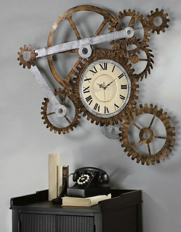Le Horloge Design Murale Moderne Archzine Fr