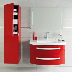 Le meuble colonne de salle de bain
