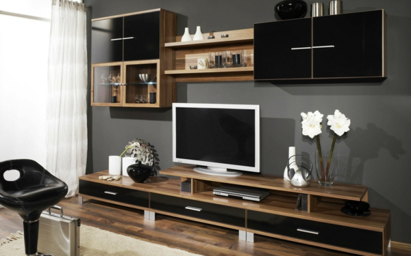 Le meuble tv design et style pour l 39 int rieur - Photo meuble salon ...