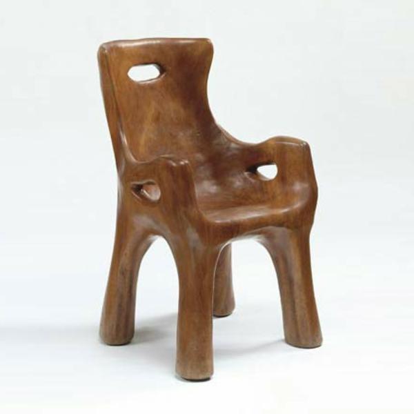 meubles-bois-brut-chaise-par-l'artiste-et-designer-alexandre-noll