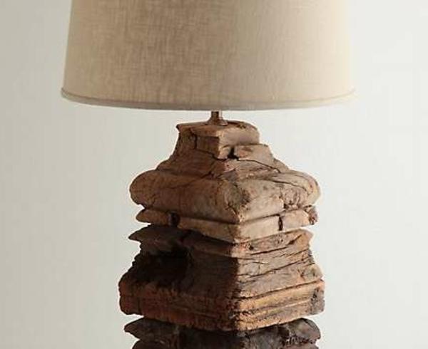 meubles-bois-brut-lampe