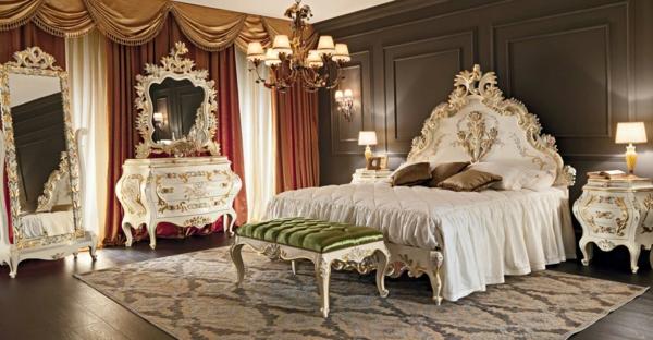 Les meubles indiens modernes ou traditionnels ils sont - Chambre a coucher style baroque ...