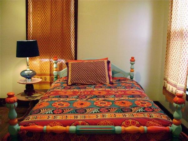 meubles-indiens-chambre-à-coucher