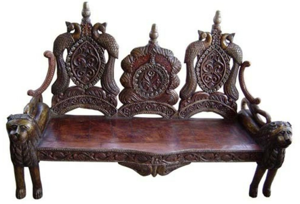 meubles-indiens-divan-antique