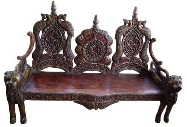 meubles-indiens-divan-antique