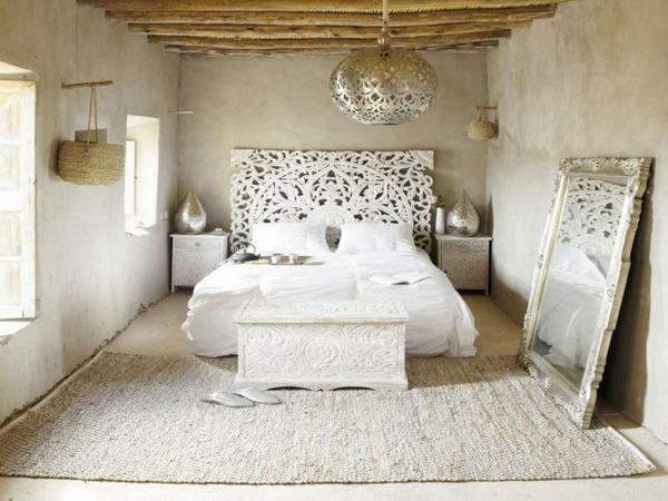 Les meubles indiens modernes ou traditionnels ils sont for Chambre style orientale