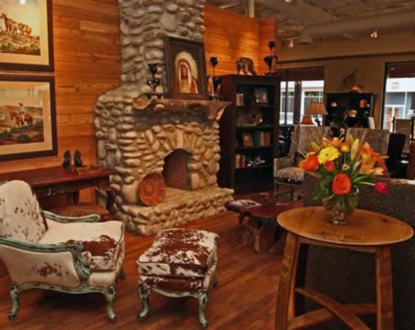 meubles-rustiques-dans-une-chambre-avec-des-touches-vintage