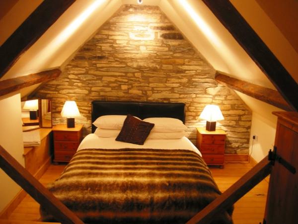 meubles-rustiques-chambre-à-coucher