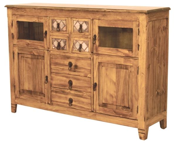 meubles-rustiques-commode-en-bois
