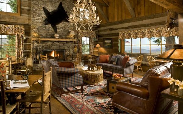 meubles-rustiques-un-intérieur-magnifique