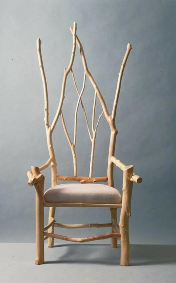 meubles-rustiques-une-chaise