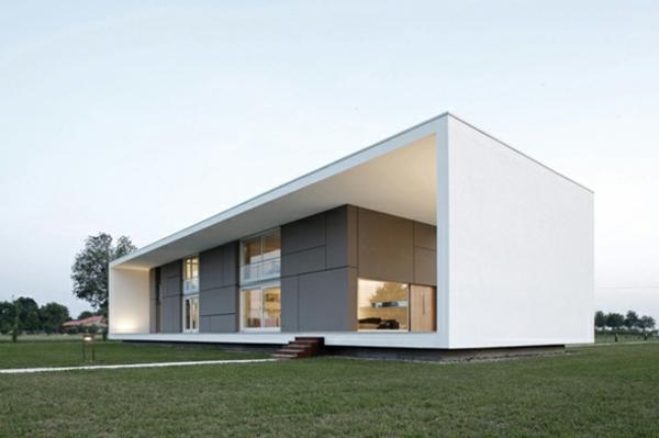L 39 architecture de la maison moderne for Architecture italienne
