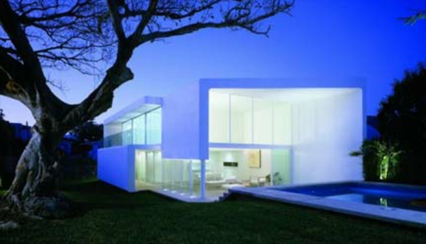moderne-architecure-en-blanc