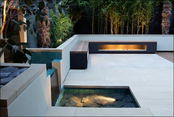 Id es de jardin zen for Jardin zen moderne