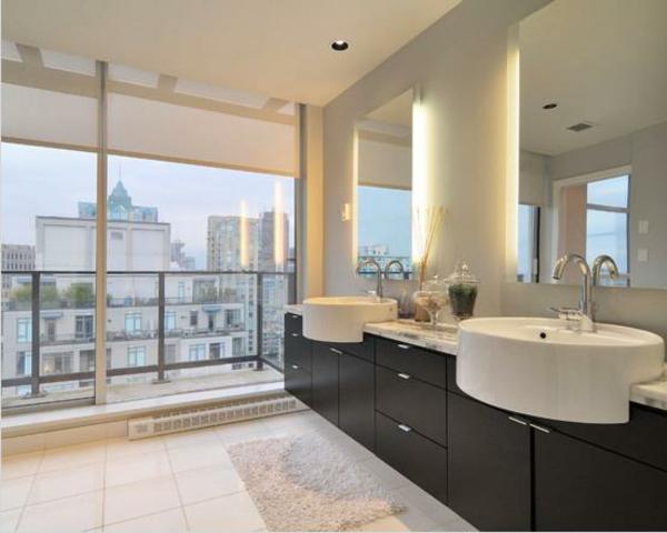 moderne-eclairage-pour-la-salle-de-bain